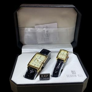 SERGIO UNO His and Hers Watch Set ⌚️